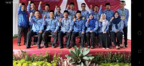 Dirgahayu Korpri Ke 47 Kecamatan Citeureup Tahun 2018