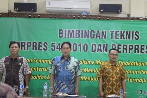 KLPBJ Kabupaten Bogor Wujudkan Kantor Pengadaan Barang dan Jasa Termaju di Indonesia