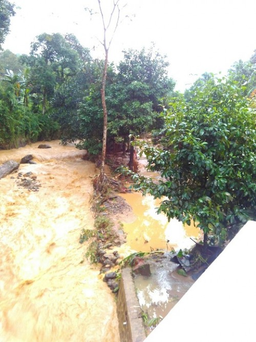Bencana Alam Yang Terjadi di Kecamatan Jasinga