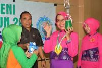 Dispenda Juara 1 Seni dan Olahraga Se-SKPD Kabupaten Bogor