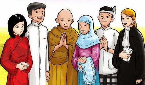 Indahnya Kerukunan Umat Beragama di Ciampea, Bogor